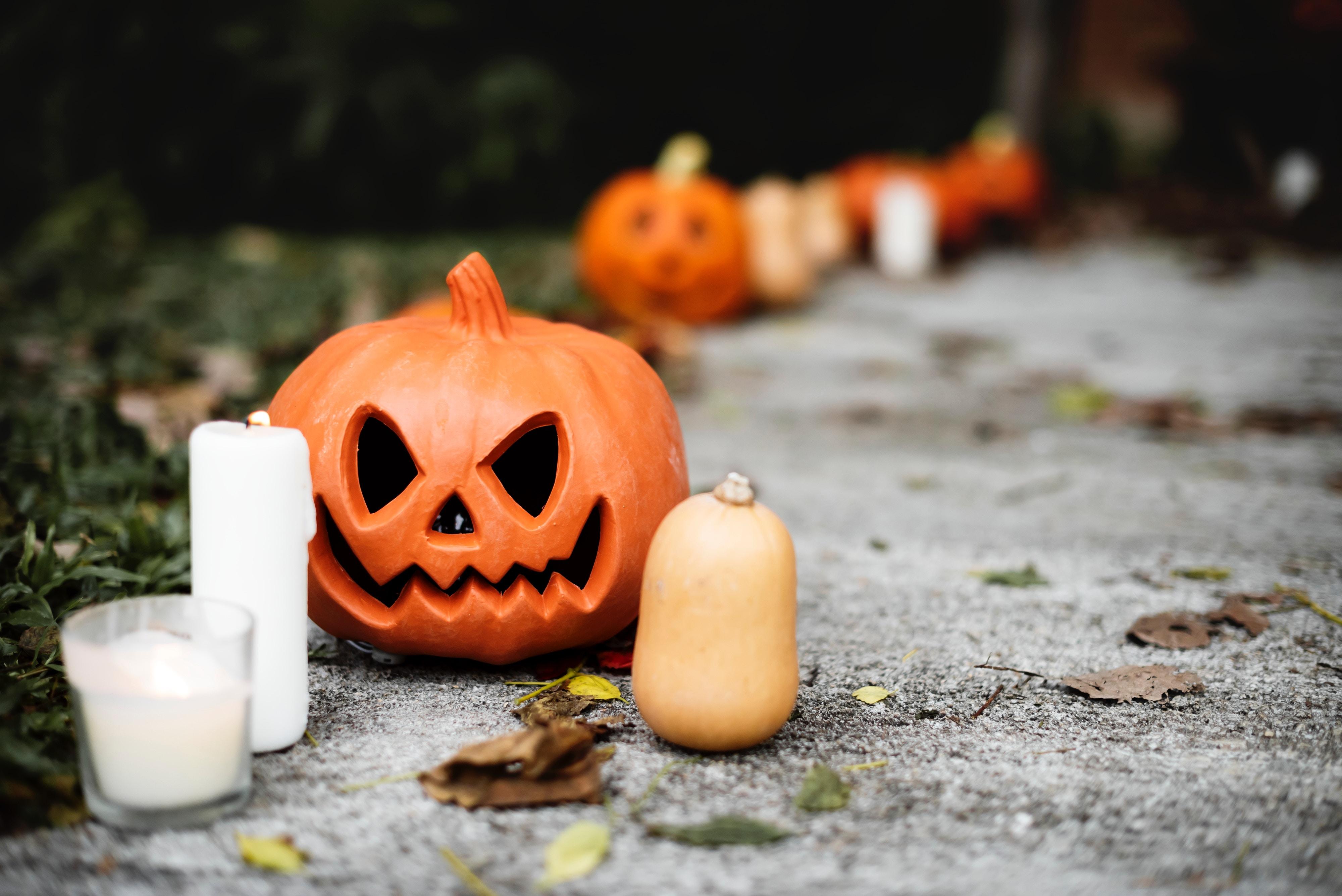 Halloween, el terror es una fiesta.