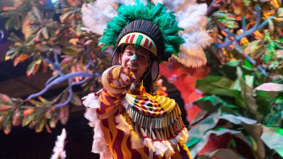 Carnaval, una fiesta para ser libres