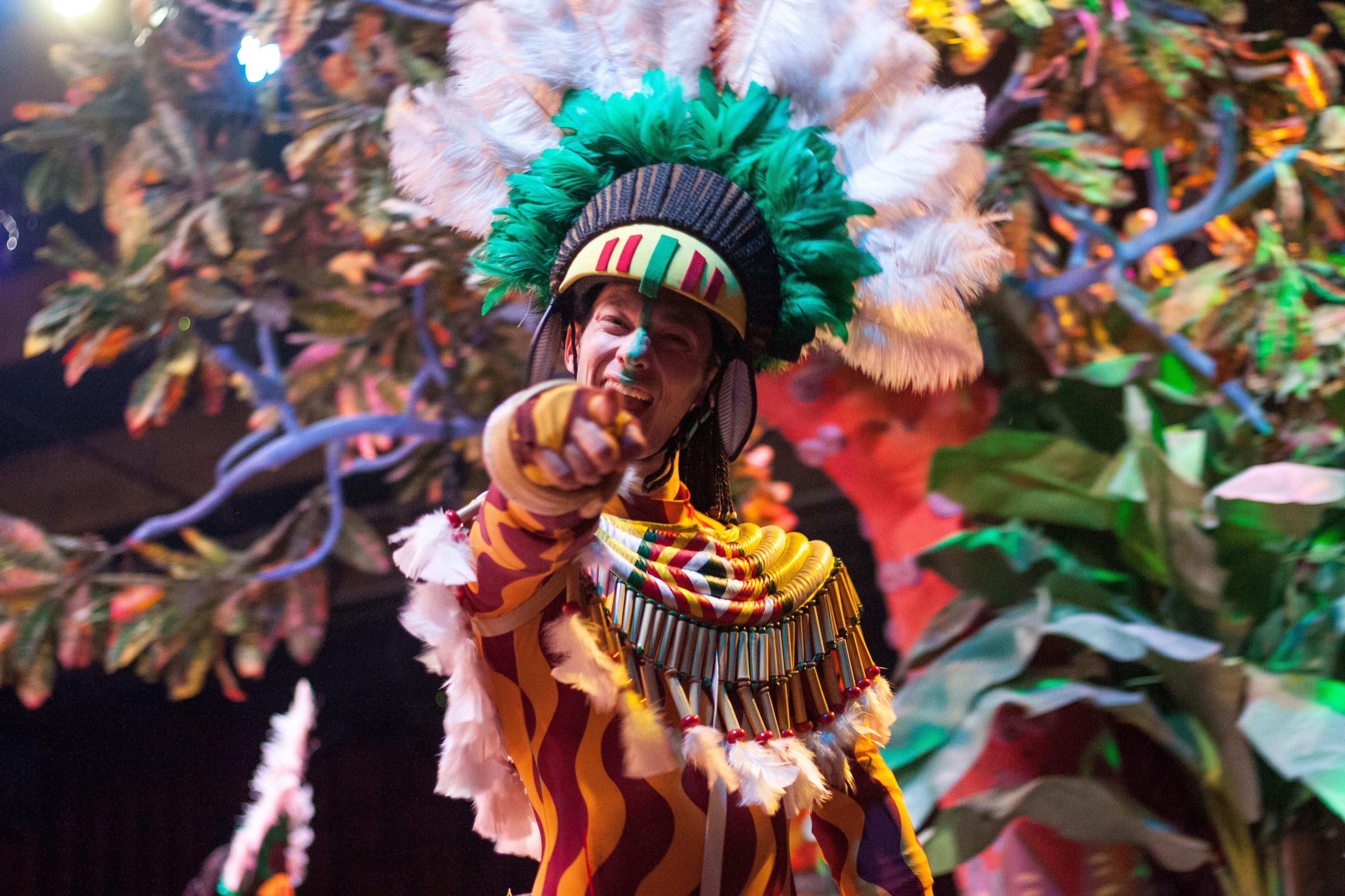 Carnaval una fiesta para ser libres
